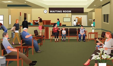Improving the Patient Experience by Thinking Differently About Waiting