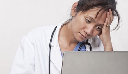 Physician Burnout Is on the Rise
