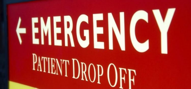 CDC: One Out of Five Visit a U.S. Emergency Room Every Year