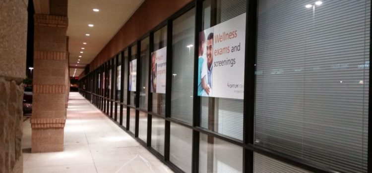 Window Decals Can Help Tell Your Story and Sell Your Services