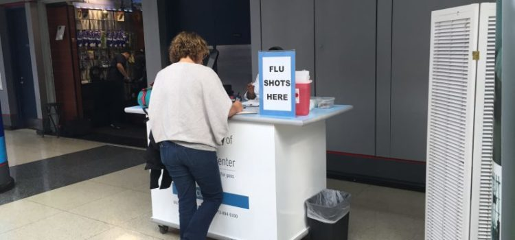 To Boost Flu Shot Rates—and Revenue—Go Where the Patients Are