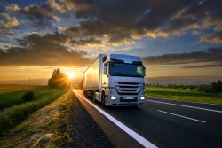 Treating Truckers Not Where They Are, but Where They're Going