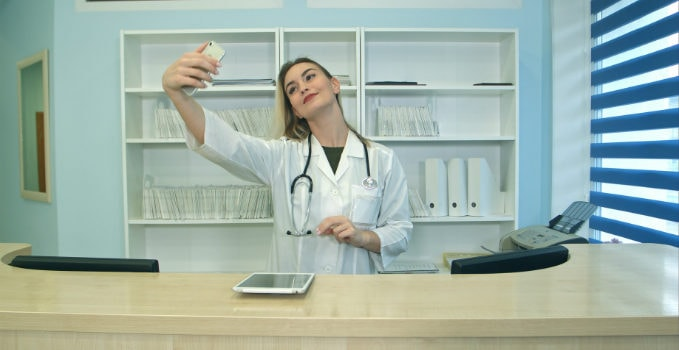 Responding to Personal Technology in the Urgent Care Workplace
