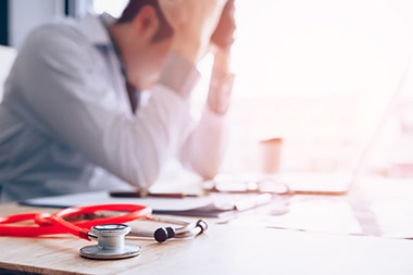 Data Paint an Ugly Picture of the Consequences of Provider Burnout