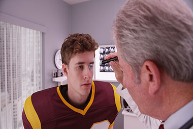 CDC Offers New Guidance on Caring for Children with Possible Concussion