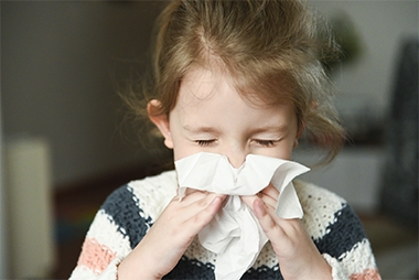 Warn Parents: Don't Let Young Children with a Cold Have Decongestants