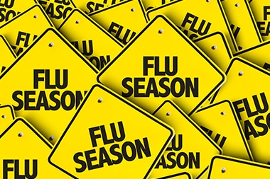 Many Patients Didn't Get the Message on Flu Shots; Get Ready to Treat Them