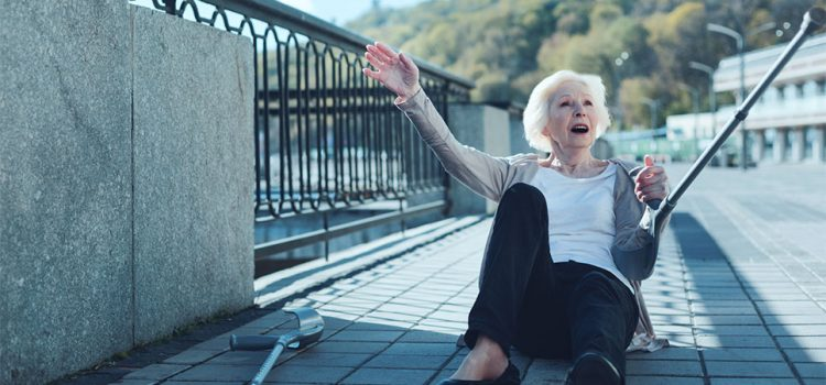 Infection Masquerading as a Fall in the Elderly