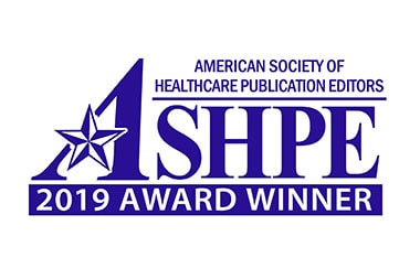 JUCM Is Again Recognized by the American Society of Healthcare Publication Editors