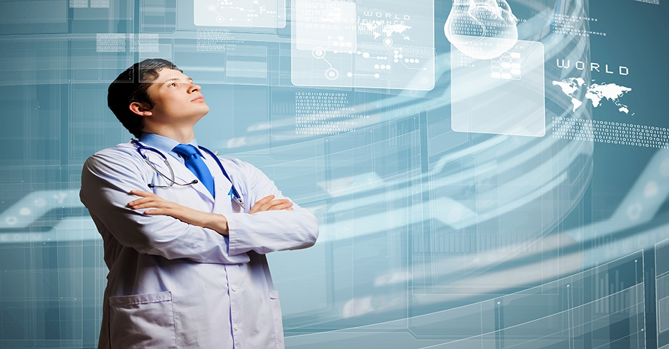 Competing for Patients in a Digitally Connected World