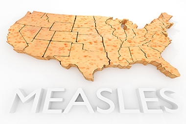 Don't Let Flu Season Distract You from the Growing Measles Crisis