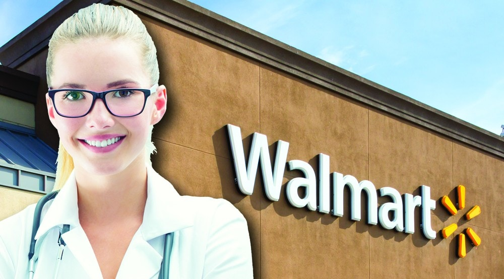 Is Four Times a Charm for Walmart (or, Could Walmart Be a Threat to Urgent Care)?
