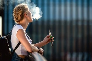 Kids Do Seem Less Susceptible to COVID-19—Unless They Smoke E-Cigarettes