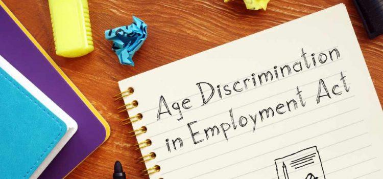 The Nuances of Age Discrimination