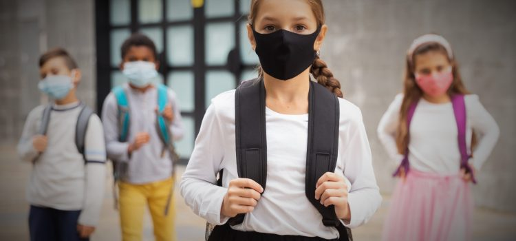 Some Parents May Rage, but Data Show School Mask Mandates Reduce Risk for COVID-19